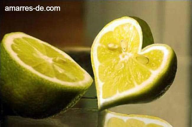 Amarre de amor 100% efectivo con Limón